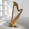 Harp Support